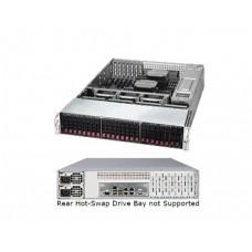 2028R-E1CR24N 2U Server