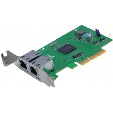 Supermicro AOC-SGP-i2 LP, 2x GbE RJ45, PCI-E x4, Intel i350AM2 NIC