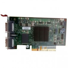Mellanox MHGA28-XTC Dual Port DDR InfiniBand HCA - Low Profile Card, Low Profile Bracket Included