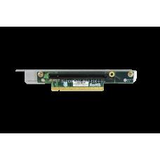 1 x PCIe x16 RISER CARD