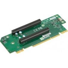 WIO Riser 2U Left Side 2 x PCI x16
