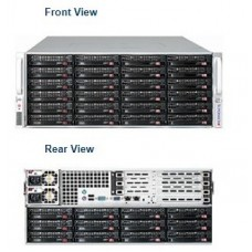 Supermicro SC847E1-R1400UB 4U Dual PSU 36x 3.5 SAS (3Gb)