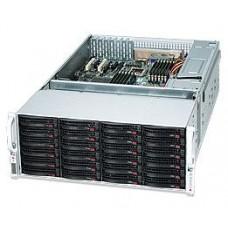 847E16-R1K28LPB 4U 36 Bay Server 1280W PSU