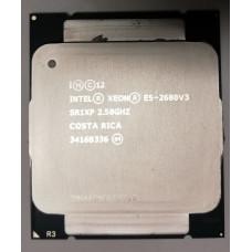 Xeon E5-2680 v3 12 core 2.5Ghz CPU