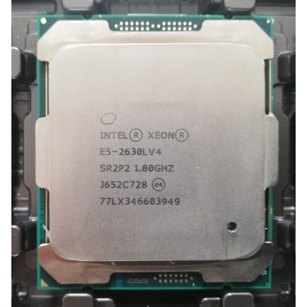 Xeon E5-2630L v4  CPU