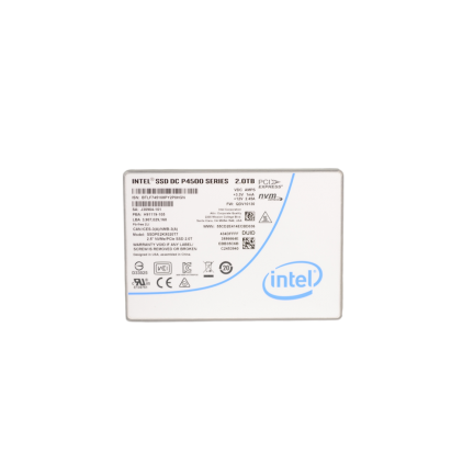 INTEL SSD DC P4500 SERIES NVME (2.0TB, 2.5in PCIe 3.1 x4, 3D1, TLC)