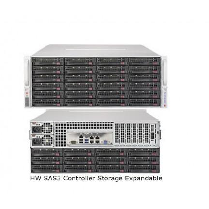4U 36 Bay Storage Server