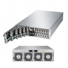 SuperServer 5038ML-H12TRF 12 Blade Cloud Server (E3 v3 & VLP DIMM)