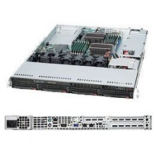 Supermicro 6016T-NTF 1U Barebones Server