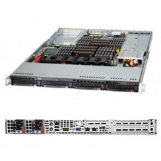 SuperServer 6017R-N3RF4+ (Inc X9DRW-3LN4F+) 1U Server