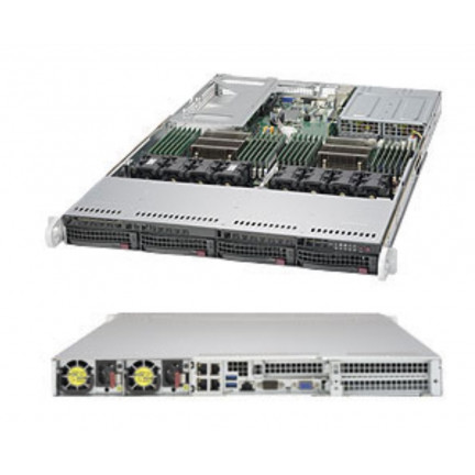 Ultra 6018U-TR4T+ 1U Server