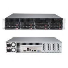 SuperServer 6028R-TR 2U Barebones inc X10DRi