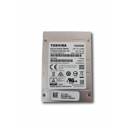 1.92Tb Enterprise HK4 2.5