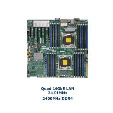 Supermicro X10DRi-T4+ Quad X540 Dual Socket R3 EE-ATX IPMI Motherboard