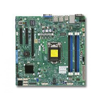 Supermicro X10SLL-F microATX Single LGA1150 Motherboard