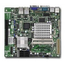 Supermicro X7SPE-HF-D525 Motherboard with Intel Atom D525 CPU