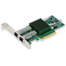 Dell 57810S 2-port SFP+ 10GbE LP NIC Card