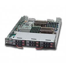 Supermicro Processor Blade SBI-7126T-S6 (Inc B8DT6)