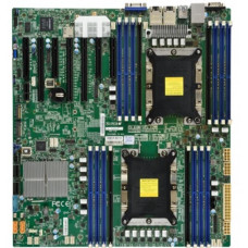 X11DPH-i Dual Xeon Scalable CPU motherboard with IPMI