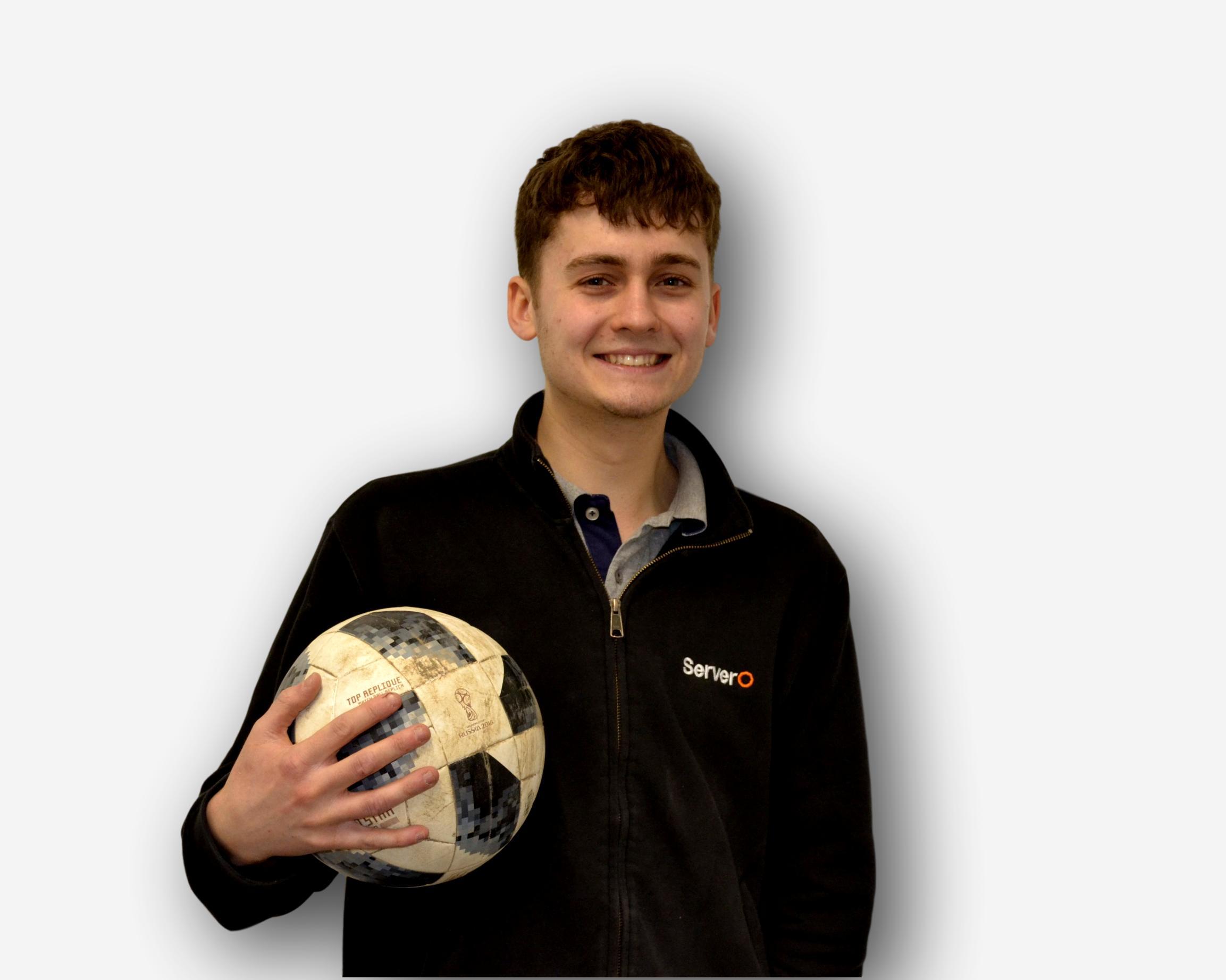 Meet Kyle, Our New Junior Broker Sales Associate!