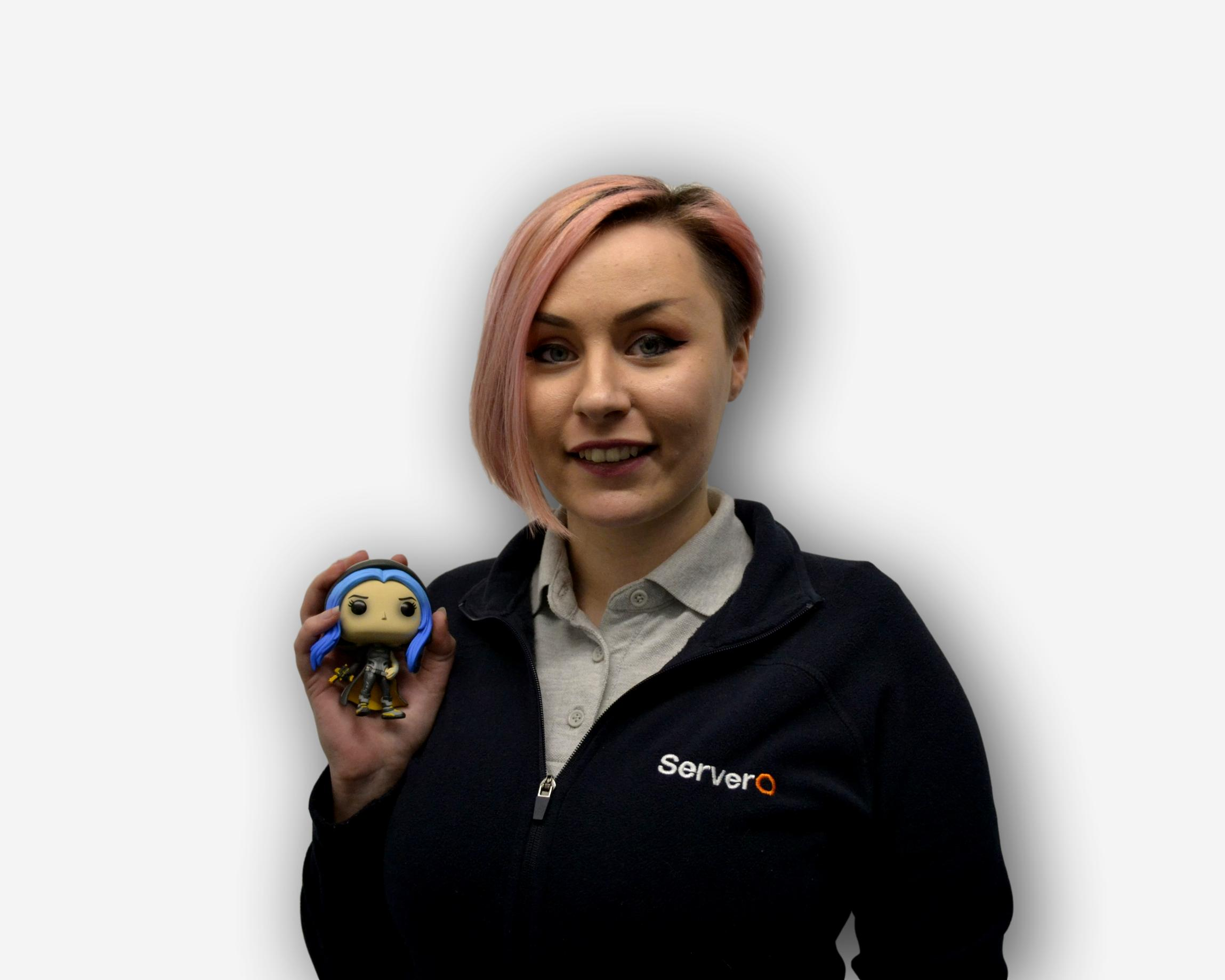 Meet Kathy, Our Account Manager!